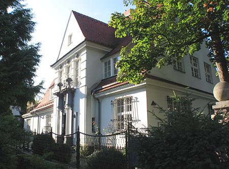 IfP Haus Goerzallee